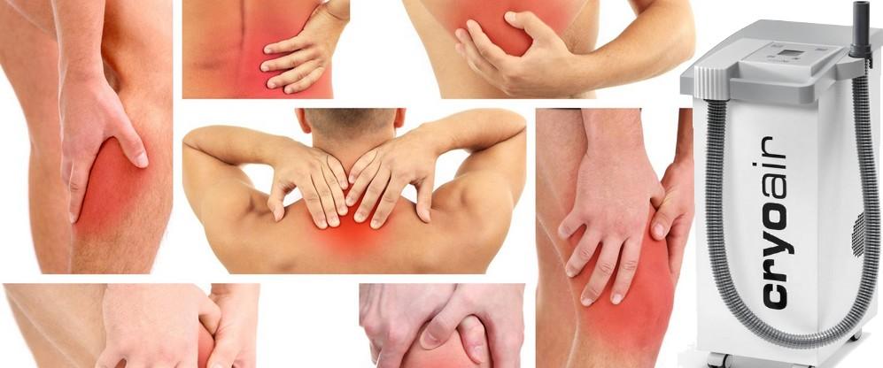 Эффект криотерапии ярко выражен в косметологии, но весьма эффективен во многих других областях медицины